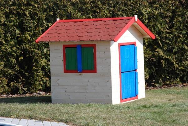 Venkovní domeček pro děti