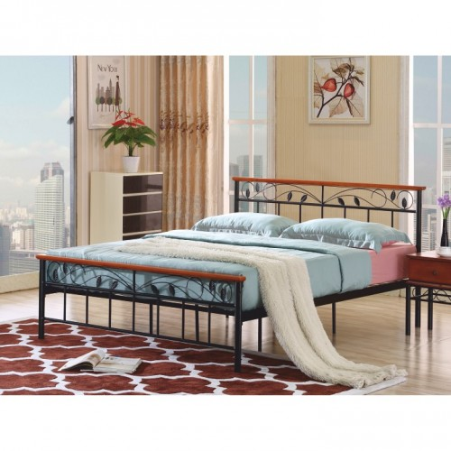 Kovová postel MORENA - TK