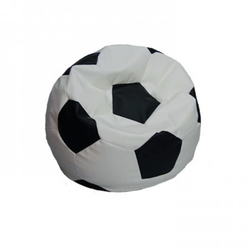 Sedací vak jako fotbalový míč - TK