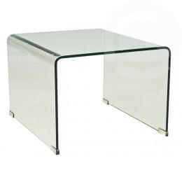 Skleněný konferenční stolek - CS