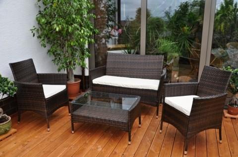 Zahradní sedací souprava - AX