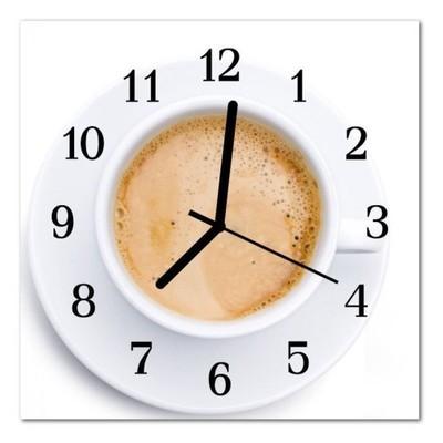 Hodiny nástěnné Káva- HN