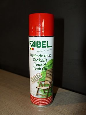Teakový olej ve spreji 500ml- GD