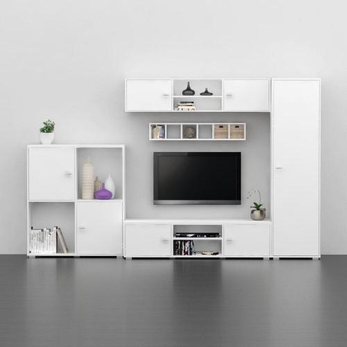 Sestava obývací stěny - DR